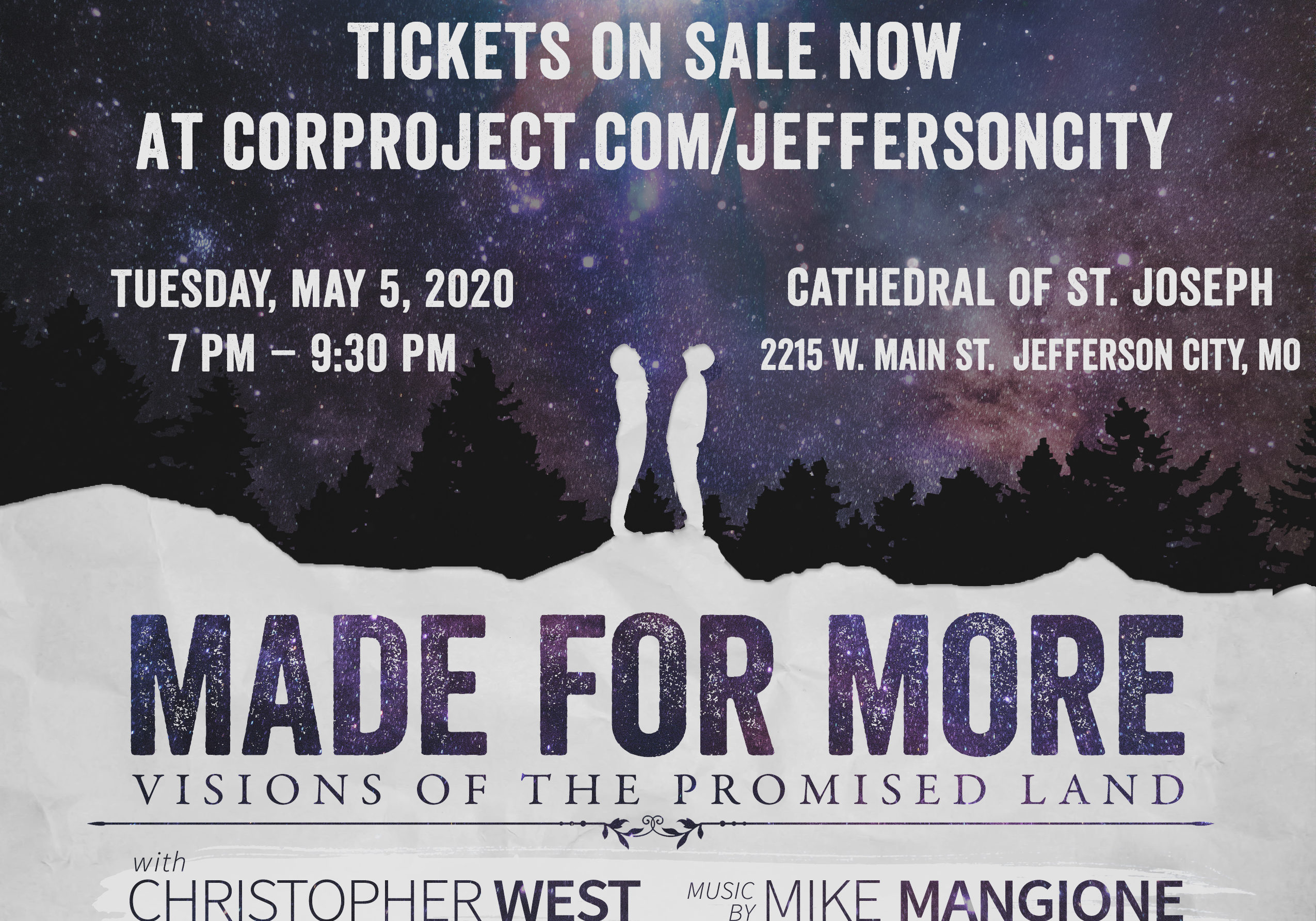 Made For JEFFERSON CITY TICKETS ON SALE NOW